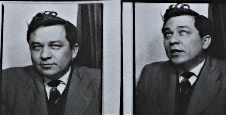 Soviet spy Gordon Lonsdale